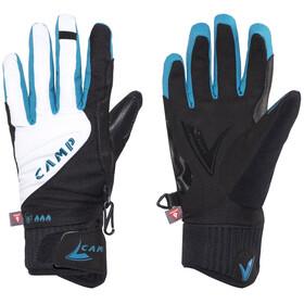 Camp G Hot Dry Gloves Lady White/Turquoise